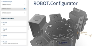 Adenso configurator illustration