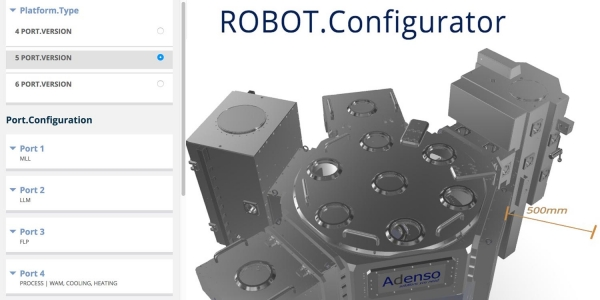 Adenso configurator illustration